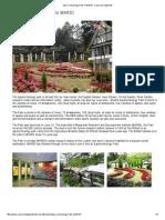 Agro Technology Park in MARDI, Cameron Highlands