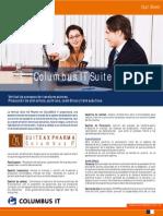 Brochure Suite AX Pharma