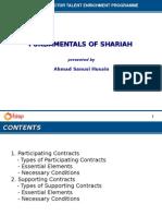 Fundamentals of Shariah-3rd DAY