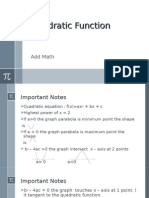 Quadratic Function and Graphs.ppt