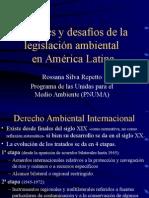 Legislación Ambiental en América Latina