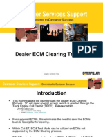 Dealer ECM Clearing Training_Production