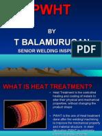 Post Weld Heat Treatment