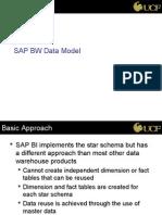 SAP Data Model