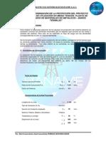 Estudio de Coordinación de La Protección Haname