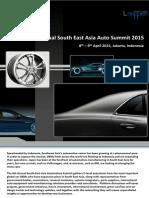 4th SEA AUTO 2015 - Invitation