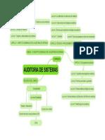 Mapa Menta Auditoria de Sistemas