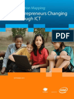 ICT Based Social Impact 09 2014 Report
