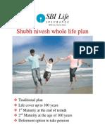 Shubnivesh 10 Yrs, 1 Lac PDF