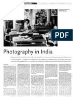 Photography in India..