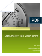 4. Global Competitive Index & Indian scenario.pdf