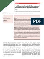 4-Efectos de La Hipoterapia y Equitación Terapéutica Sobre El Control Postural