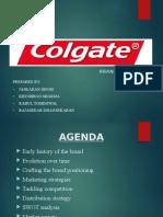 Brand Dossier-Colgate Palmolive