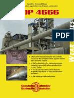 CDP 4666 Wearplates Castodur Diamond Plates