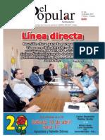 El Popular 302 Órgano de Prensa Oficial del Partido Comunista de Uruguay