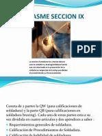 Norma Asme Seccion Ix