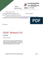 FTTH OnM Manual.pdf