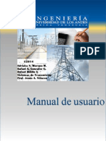 Programa de Cálculo de los parámetros eléctricos de las líneas de transmisión (Manual de usuario)