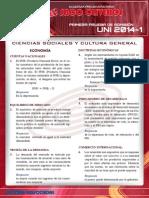 Saco Oliveros - Sol Aptitud Academica