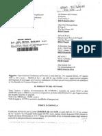 Convocazione Conferenza Dei Servizi Per Il Giorno 21 05 2015 Approvazione Progetto Dell'Impianto Di Stoccaggio Provvisorio e Trattamento
