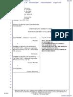 Google Inc. v. American Blind & Wallpaper Factory, Inc. - Document No. 300