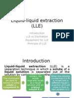 Liquid-liquid extraction (LLE).pptx
