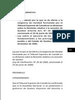 Ley Claridad Canadá