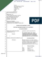 Netscape Communications Corporation et al v. Federal Insurance Company et al - Document No. 100