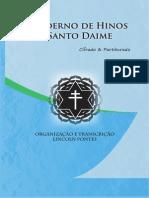Caderno de Hinos do Santo Daime Cifras e tablatura