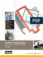 Parker TechSeal ParFab Design Guide TSD 5420
