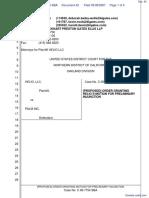 Helio LLC v. Palm, Inc. - Document No. 42