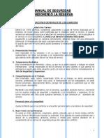 Manual-seguridad-funciones Del Guardia en Condominio