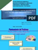 ESTRATEGIAS DE GESTION EDUCACIONALEstrategias de Gestion Educacional