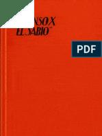 Alfonso x Sabio Siglo Xiii
