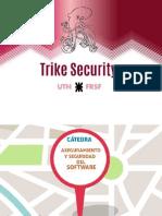 Trike Security