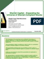 Shariah Screening