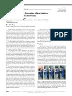 Solubilidade e Interaçao Intermolecular