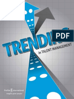 Trending in Talent Management eBook