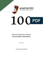 Manual 100 preguntas frecuentes Bomba Belloto