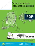 Brochura Limpeza Industrial