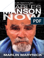 Marlin Marynick-Charles Manson Now-Cogito Media Group (2010)