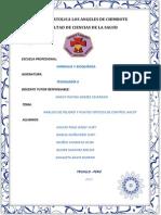 TECNOLOGIA FARMACEUTICA II-2015-PRACTICA N°1