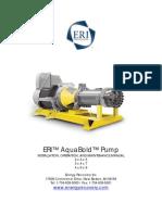 80274-01 r0 Manual Installation Operation Aquabold