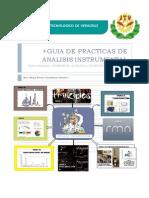 Guia de Practicas de Analisis Instrumental 2014