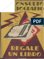 El Consultor Bibliográfico. 1-11-1926, No. 16
