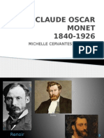 CLAUDE OSCAR MONET.pptx