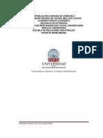 Informe Final Grupo Rotaract