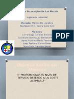 Operacion de Equipos y Recursos de Los Almacenes