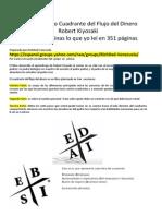 _Resumen Libro Cuadrante Del Flujo Del Dinero