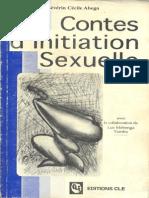 Abega Severin Cecile - Contes d Initiation Sexuelle